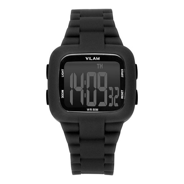 Prix pour VILAM 2017 Sport LED Montre Numérique Hommes Top Marque De Luxe Célèbre Mâle Montre-Bracelet Horloge Électronique Numérique-montre Relogio Masculino