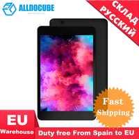 ALLDOCUBE M8 4G di chiamata di Telefono tablet pc 8 pollici 4G LTE MTK X27 6797X1920*1200 FHD IPS 3 GB di RAM 32 GB di ROM Android 8.0 GPS Dual SIM BT