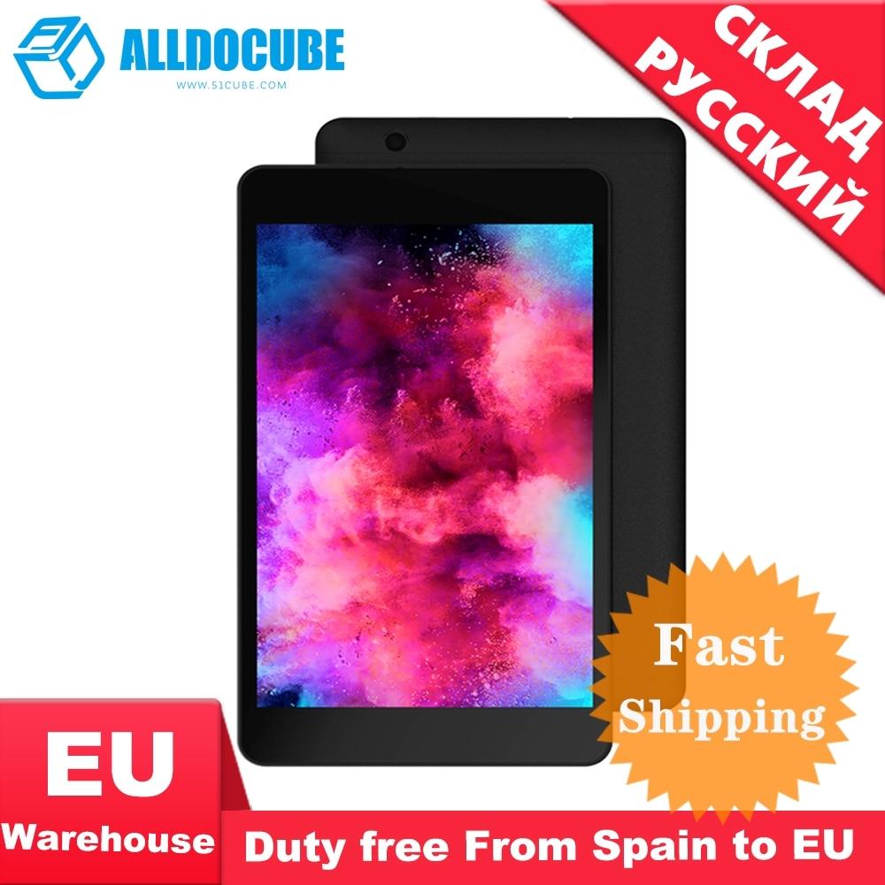 ALLDOCUBE M8 4G Phone call tablet pc 8 polegada X27 4G LTE MTK 6797X1920*1200 FHD IPS 32 3 GB de RAM GB ROM Dual SIM Android 8.0 GPS BT