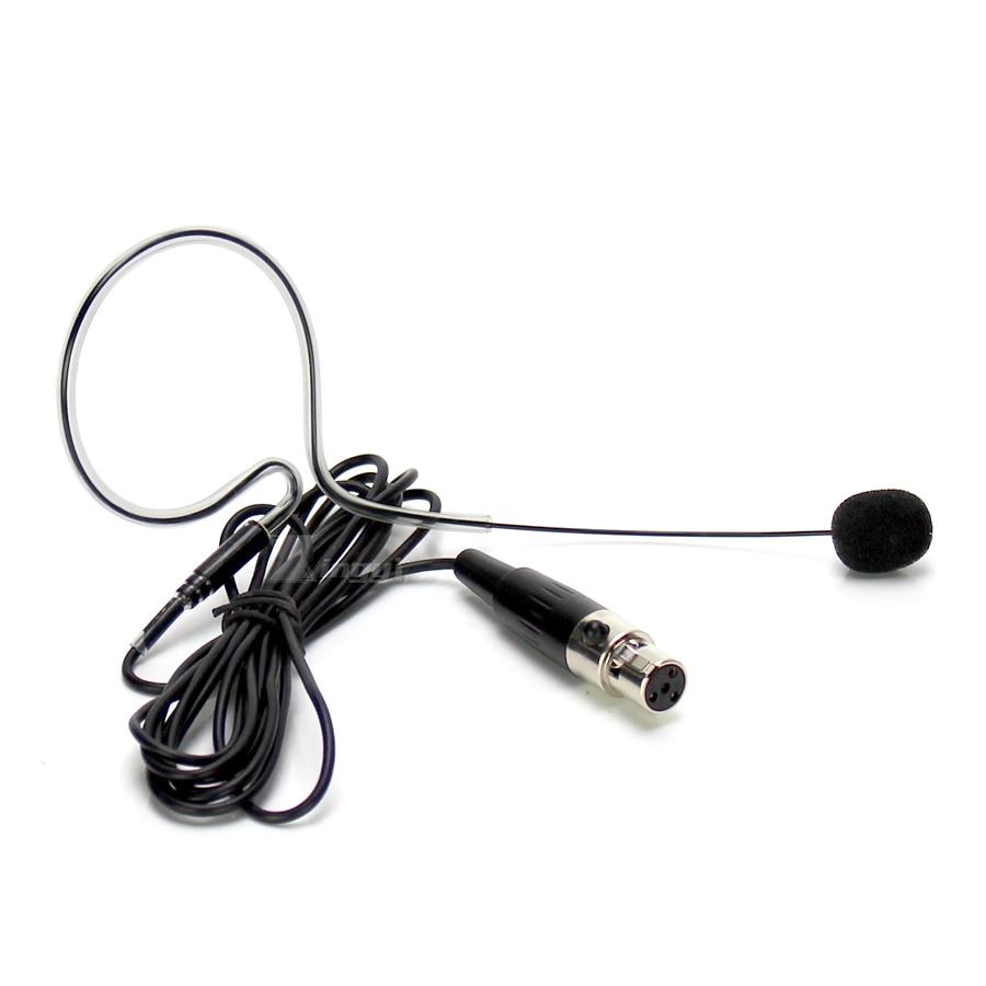 aliexpress com   buy mini xlr 4 pins ta4f single earhook headset mic condenser microphone for
