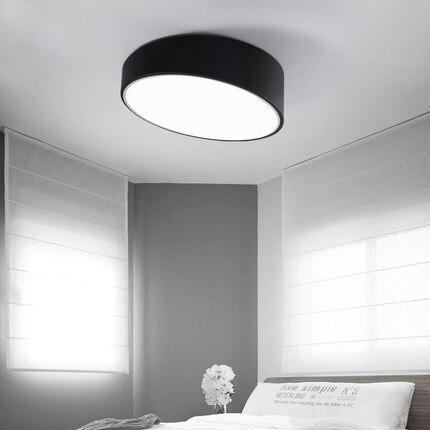 LED առաստաղի լույսեր Ժամանակակից - Ներքին լուսավորություն - Լուսանկար 4