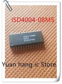 10pcs/lot IC new original ISD4004-08MS ISD4004-08MSY ISD4004 4004-08MS 4004 SOP28