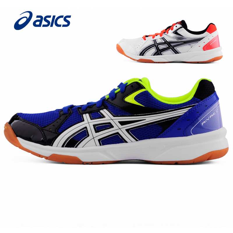 2018 Asics Professional Rivre Cs Badminton Shoes For Men Hard-wearing Athletic Sneaker Anti-slippery Sport Shoe Tvra03
