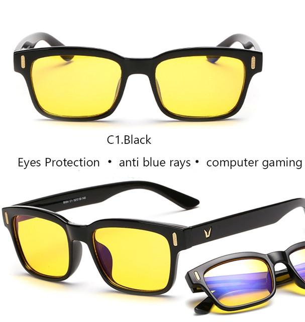 Bright Black-Yellow