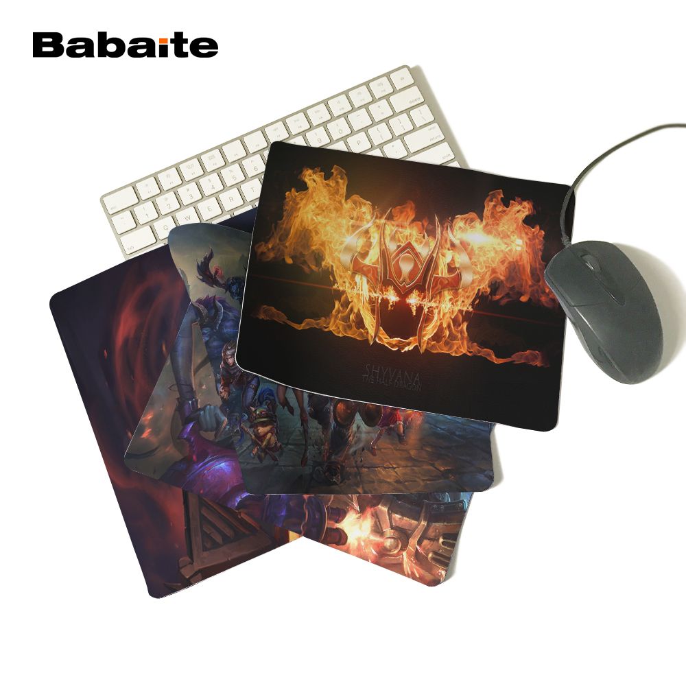 league of legends mouse pad Boy Gift Hot Sale Mouse Pad Computer Gaming MousePads