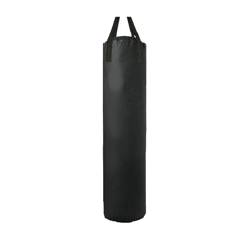 Empty Punching Bag Sandbag mma Boxing equipment muay thai Training Sand Bag fight Hanging Kick Punch Bag with Chain 115cm  цены