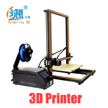 Creality3D CR-10 3D Printer Large Size Desktop DIY Printer LCD Screen Display with Off-line Printing Function