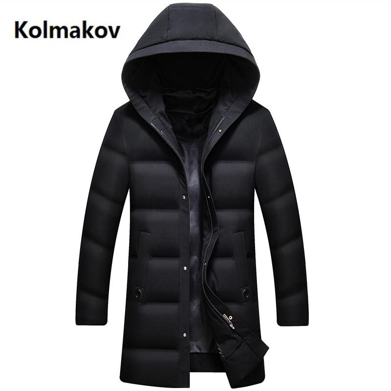 2018 winter Men's fashion Casual   down   jacket mens 80% white duck   down     coats   men jacket,winter men's high quality Warm   coat