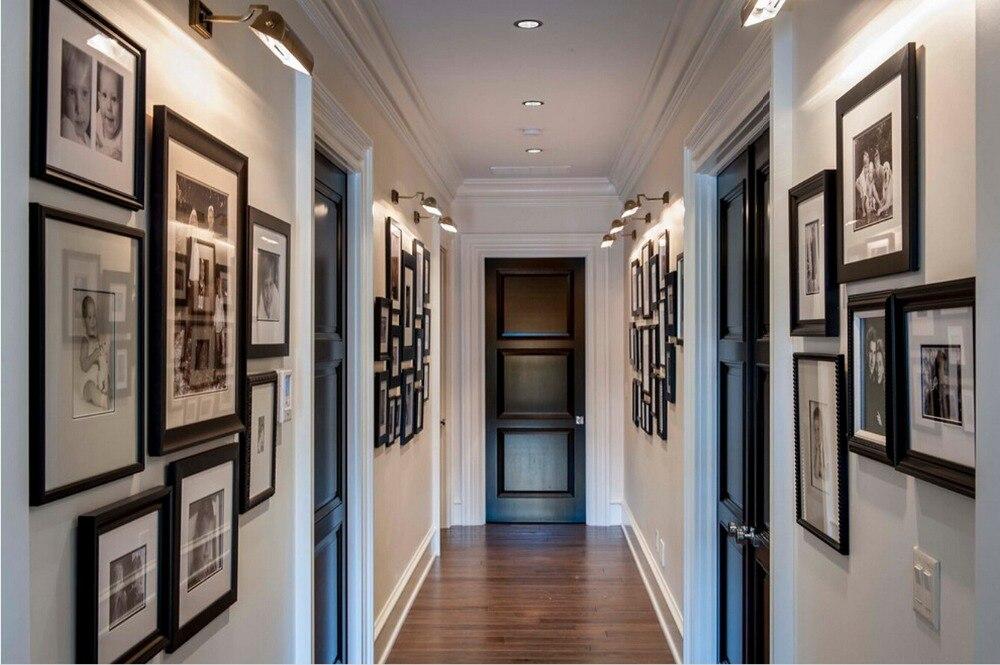 2017 New Style Three-panel Square Profiles Highly Durable Solid Wood Door Paint Grade Interior Wood Door Entry Doors ID1606028