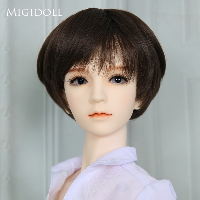 OUENEIFS bjd sd dolls Migidoll Ryu 1/3 resin body model baby girls boys dolls eyes High Quality toys shop resin oueneifs bjd sd dolls soom teschen mylo 1 4 body model reborn baby girls boys dolls eyes high quality toys shop
