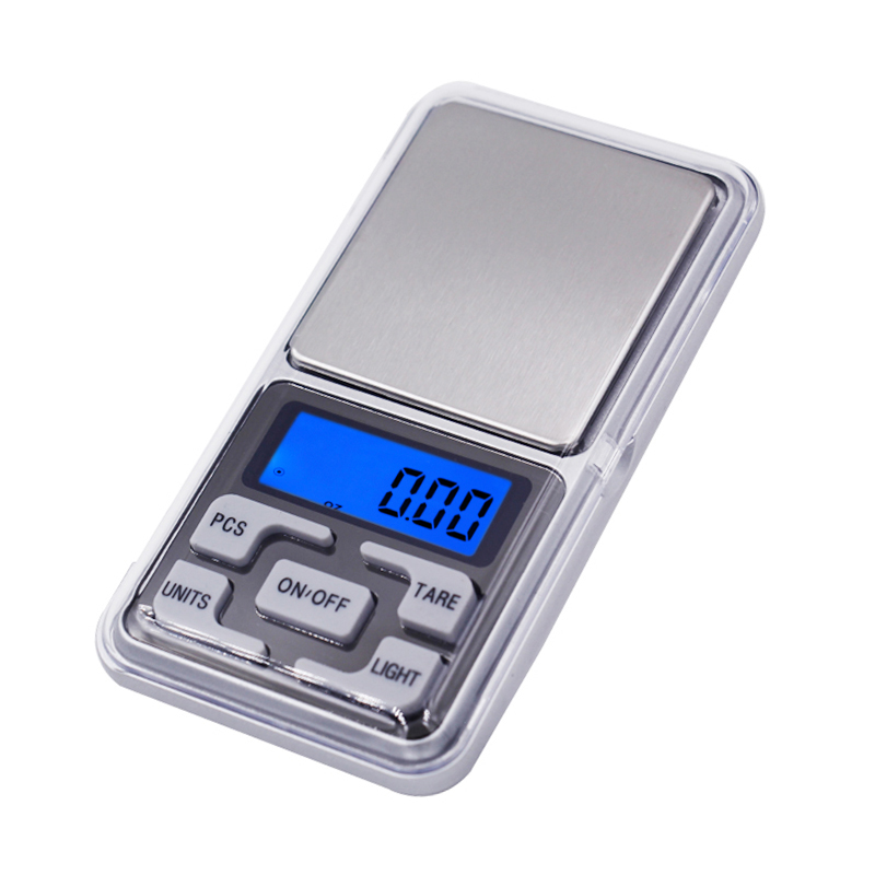 15pcs lot High Precision 500g 0 1g Electronic Weight Scale Digital Pocket Jewelry Diomand Balance with