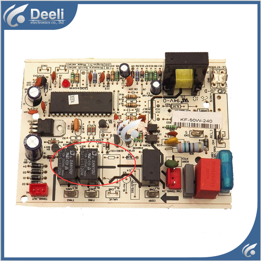 good working for air conditioning computer board motherboard  KF-50W-240 CE-KFR90GW/I1Y good working original used for power supply board led50r6680au kip l150e08c2 35018928 34011135