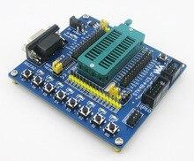 ATmega48 development board the ATmega48 AVR development board to learn the core board minimum system board