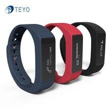 Teyo Smartband I5 Плюс Bluetooth Pedometor Камеры Дистанционного Уведомление Вызова Напоминание Наручные Смарт Браслет для Android IOS