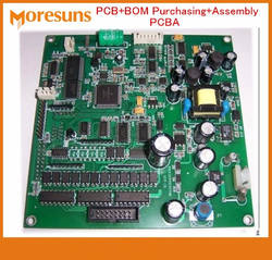 FR4 двусторонняя печатная плата HASL/ENIG PCBA производитель DIP smt PCBA прототип/для Rogers PCBA FPC SMD компоненты заполненные части