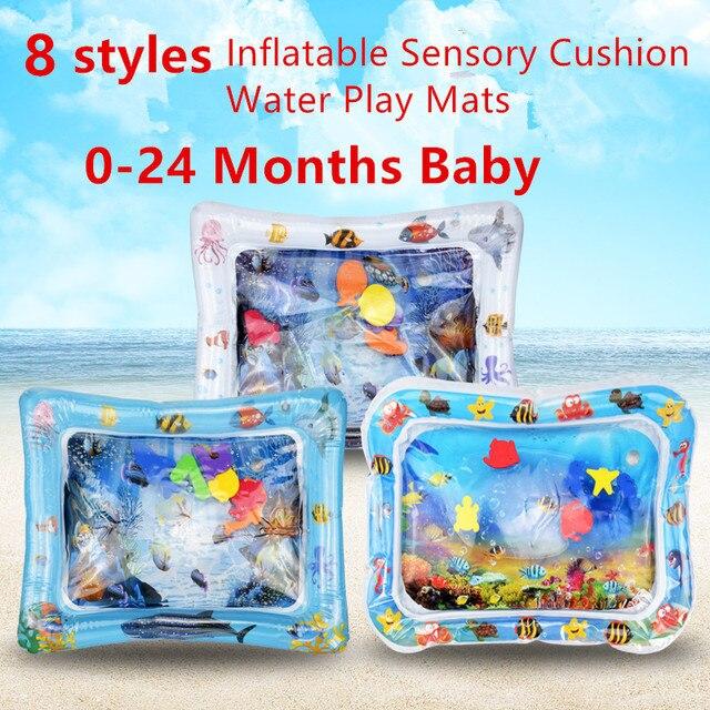 Baby Inflatable Activity Sensory Stimulation Cushion ...