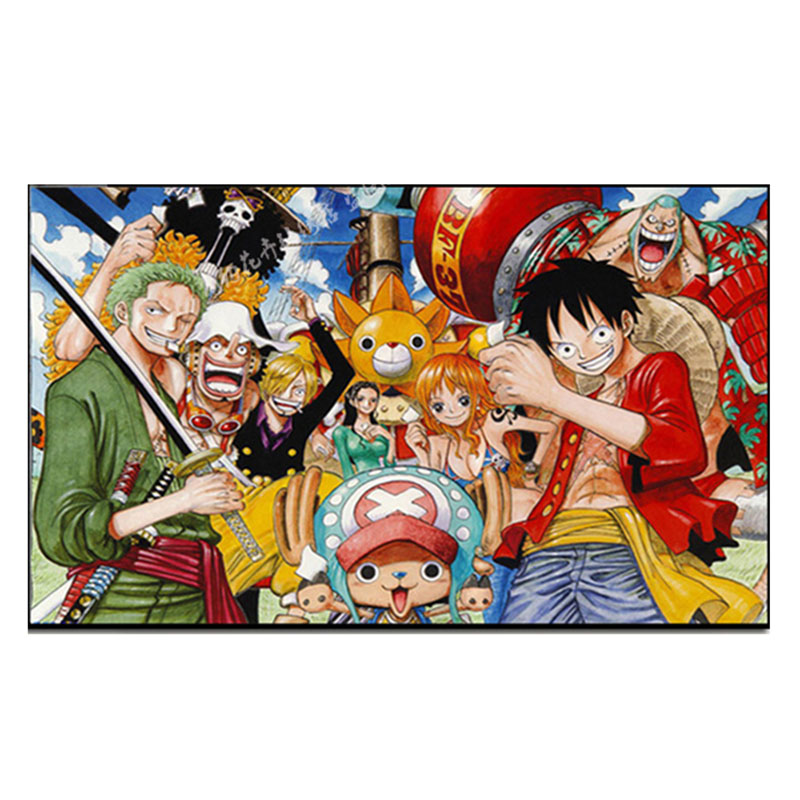 5D DIY diamond painting cartoon anime manga full drill square round diamond embroidery cross stitch mosaic picture