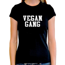 """Vegan Gang"" women shirt"