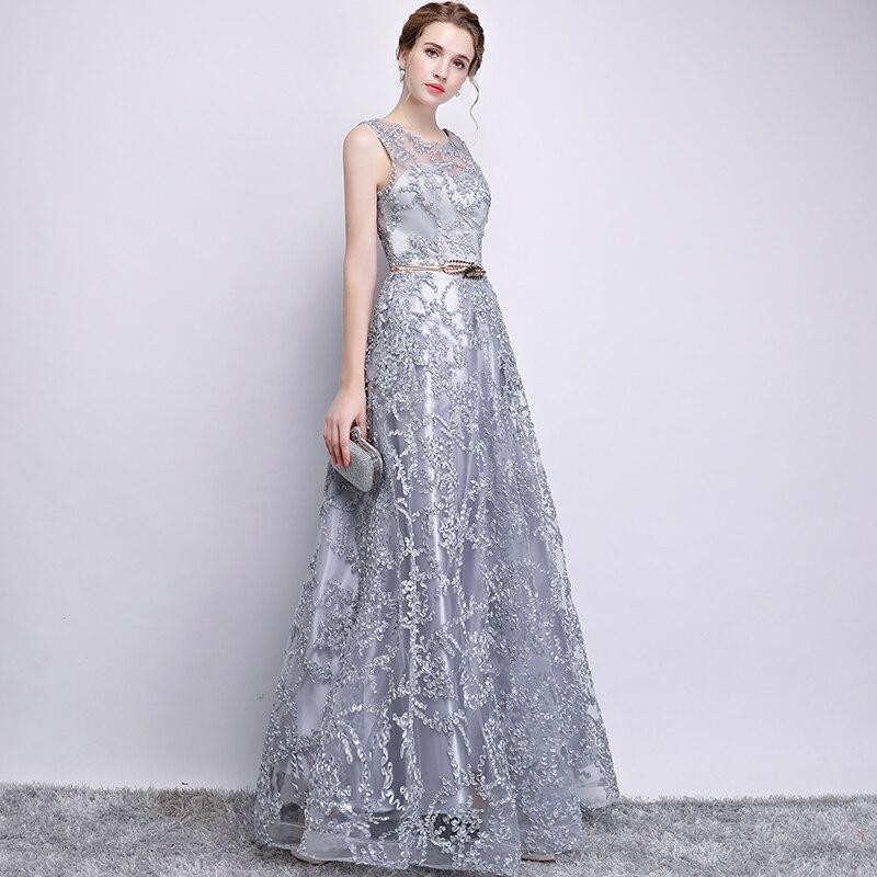 dec8dc64640 2019 Suosikki женские градиентные вечерние платья с v-образным вырезом и  блестками