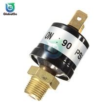 PSI 90-120 Air Compressor Pressure Control Switch Valve Heavy Duty Pressure Switches