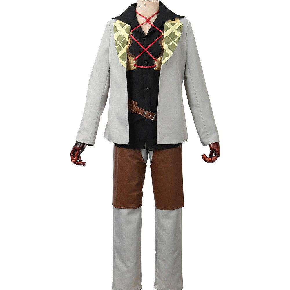 CGCOS Touken Ranbu Online Oudenta Mituyo Uniform Coat Dress Anime Game Cosplay Costume Halloween Christmas Full set New