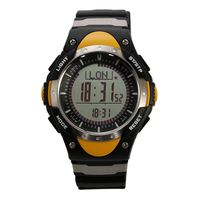 Sunroad Sport Watch With Digital Compass Waterproof Mountaineering Thermometer Sport Watch