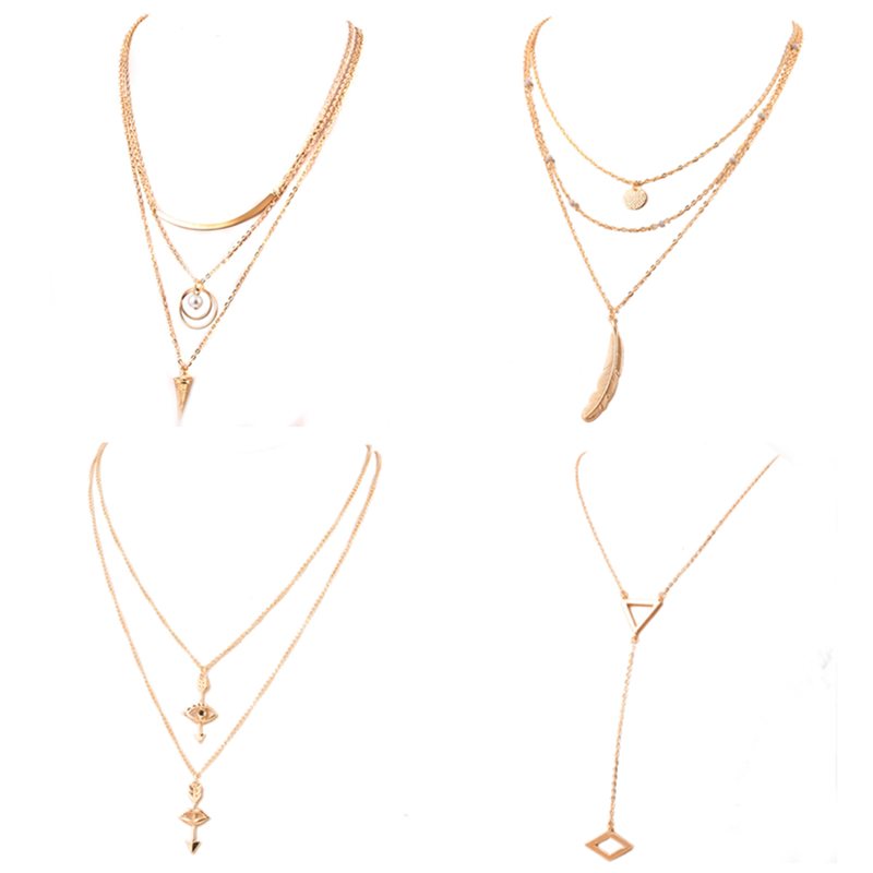 Miraculous Online Get Cheap Long Pendant Necklace Aliexpress Com Alibaba Group Hairstyles For Men Maxibearus