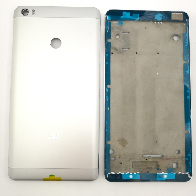For Xiaomi Mi Max MiMax  Original New Full Housing Front Frame Bezel + Back Battery Cover housing Replacement Parts