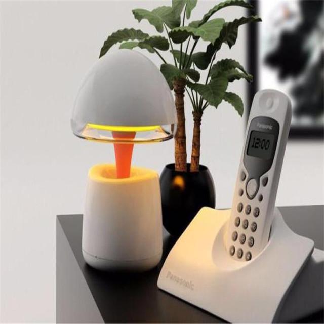 Lâmpada LED de alta Qualidade Alto-falantes Bluetooth Controle Remoto Sem Fio para Smartphone Tablet Laptop