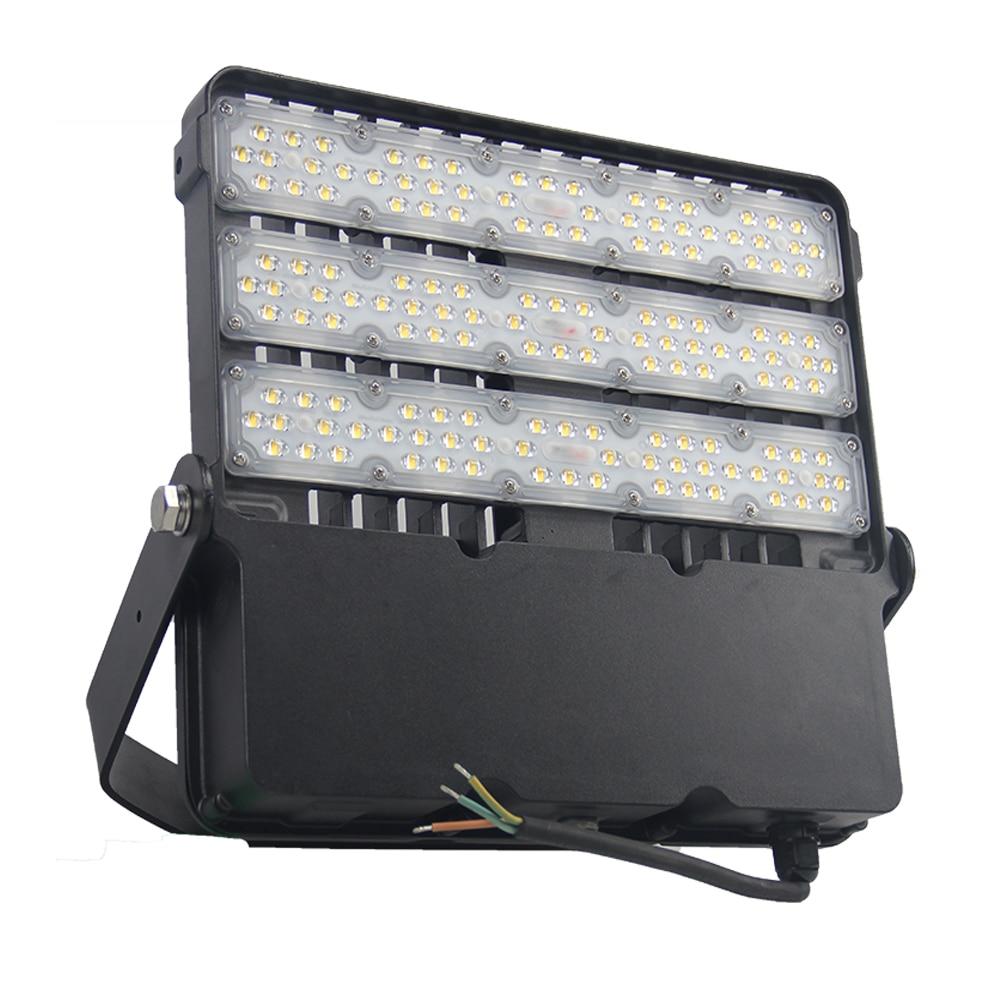Горячая Распродажа литья светодиодный прожектор с MEANWELL галогенные замена Наводнение 150 Вт светодиодный свет