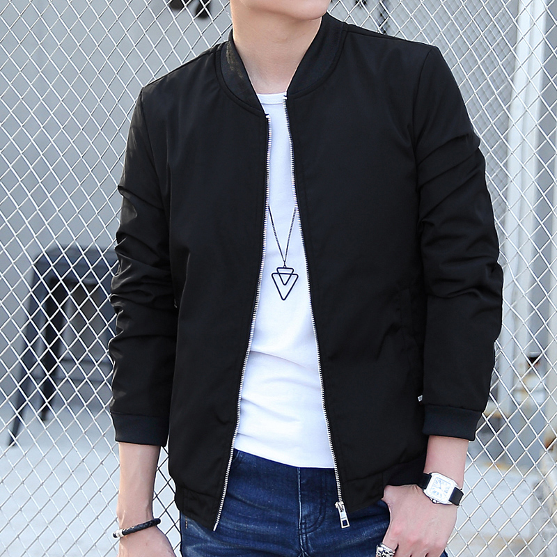 Cheap Wholesale 2019 New Autumn Winter Hot Selling Men's Fashion Netred Casual  Work Wear Nice Jacket MC324