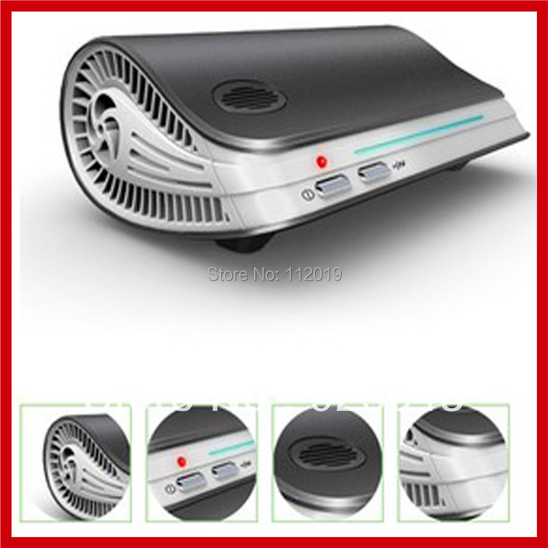 new dc12v interior auto car air purifier cleaner freshener ozone purifier with hepa nano tio2 uv