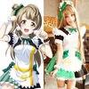 Lovelive Love Live Minami Kotori Apron Dress Uniform Maid Outfit Cosplay Costumes