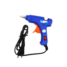 110V-240V 20W EU Plug Hot Melt Glue Gun Industrial Mini Guns Electric Heat Temperature Tool Glue Gun