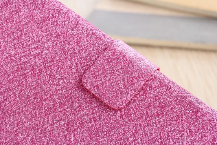 För LG X Power Luxury Flip Magnetisk PU-läderplånbok för LG X - Reservdelar och tillbehör för mobiltelefoner - Foto 5