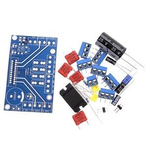 Image 3 - TDA7388 amplificador de audio de cuatro canales para coche amplificador de alta potencia, Kit de piezas PCB de 4x 41w