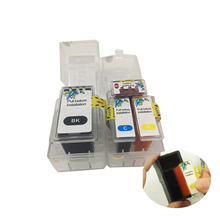 vilaxh PG-645 Smart Cartridge DIY Refill kit For Canon PG645 PG 645 CL 646 Pixma IP2860 MG2460 MG2560 MG2960 MG2965 MX496