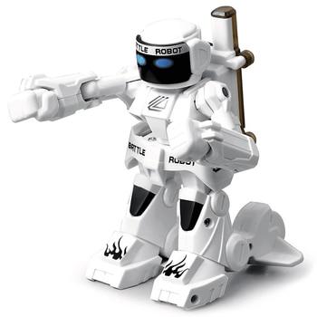 Battle RC Robot 777-615 2.4G Body Sense Remote Control Toys For Kids Gift Toy Model Battle Robot 2.4GHz Remote Control Robot