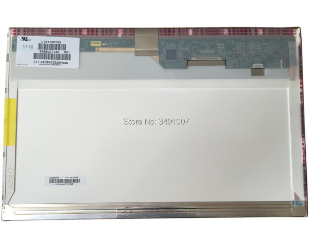 LTN170MT03 001 1680*1050 Laptop LCD SCREEN Panel
