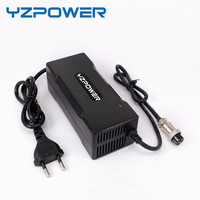Built-in Fan 29.4V 3A \/ 4A \/ 5A Smart Electric Lithium Ion Battery Charger For Lipo Battery Pack Power Tool