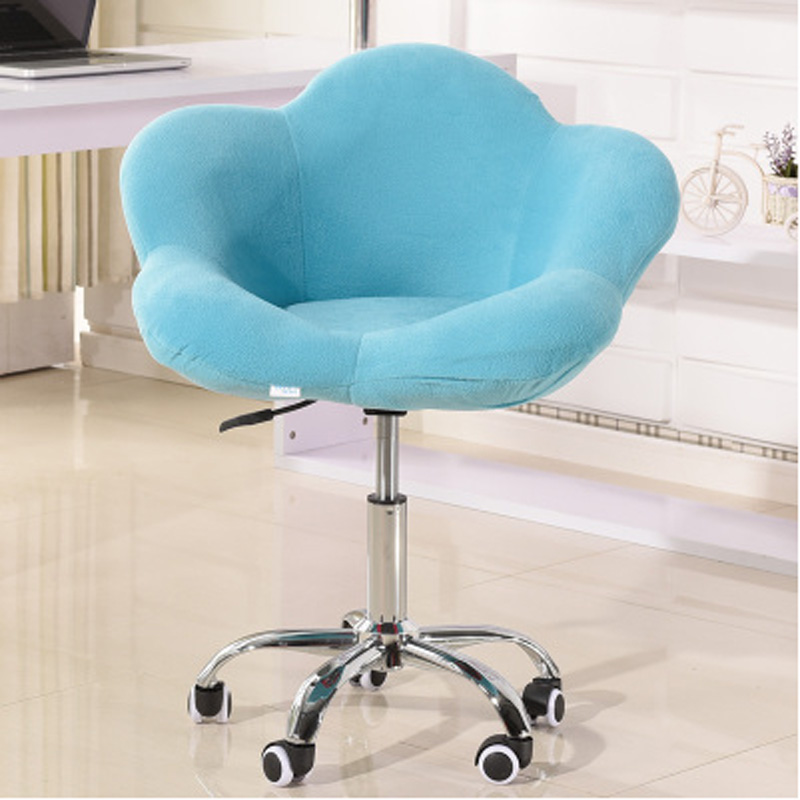 Swivel Office Chair Fabric Leisure Chair 240337 ergonomic chair quality pu wheel household office chair computer chair 3d thick cushion high breathable mesh