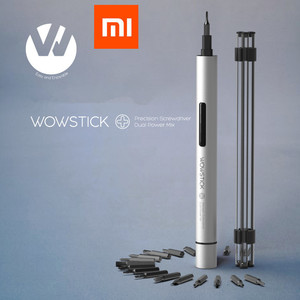 XIAOMI Mijia Wowstick try 1P+ 19 In 1 Electric Screw Driver Cordless Power work with mi home smart home kit all product(China)