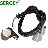 SERGEY Remanufactured Crankshaft Crank Position Sensor 37840 P2F A01 37840P2FA01 37840 P2F A01 For HONDA CIVI.C 1.6 Engine