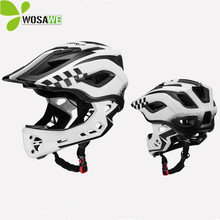 ROCKBROS Bike Helmet for Child Full Cover EPS Kids Bicycle Scooter Sports Snowboard Head Protection Ski Motorcycle Safety Hats