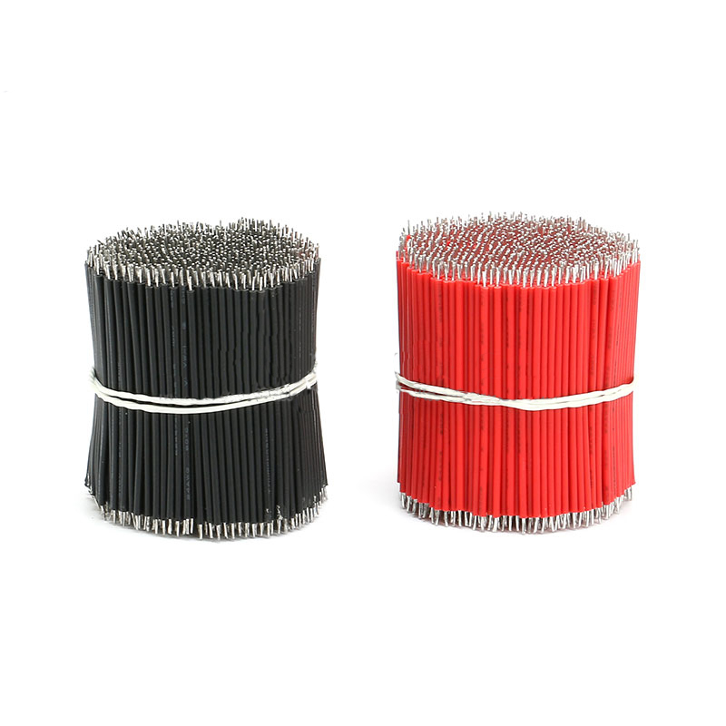 Free shipping 10pc 10CM 1007 <font><b>20AWG</b></font> solder wire electronic insulated Double Tinned Plate color wire cable jump wire for arduino image