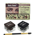 Hot Sale Brand Cosmetics Eyebrow Makeup Kit Eye Brow Gel & Eyeliner Gel & Mascara Eye Liner Make Up Set M4006#