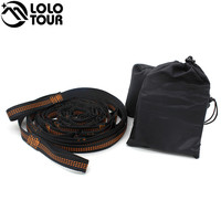Super Strong Multi Player Hammock Strap Belt Flyknit Hamac Hamaca Hamak Garden Swing Traveling Portable Study