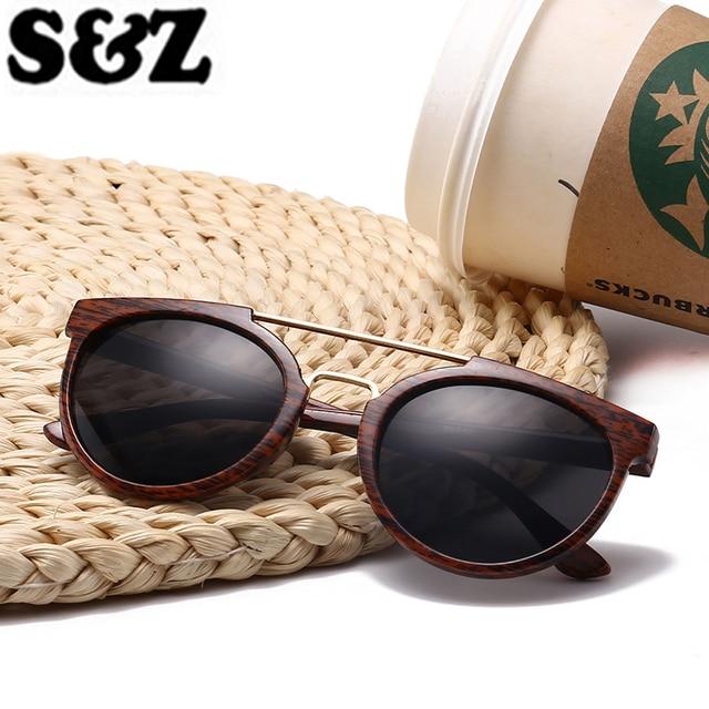 Модные очки от солнца унисекс