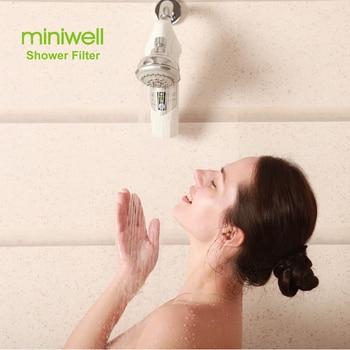 Filtro Da Cloro Per Doccia | Spedizione Gratuita Miniwell L720 Doccia Filtro Acqua, Rimuovere Il Cloro Con Il Carbonio Media