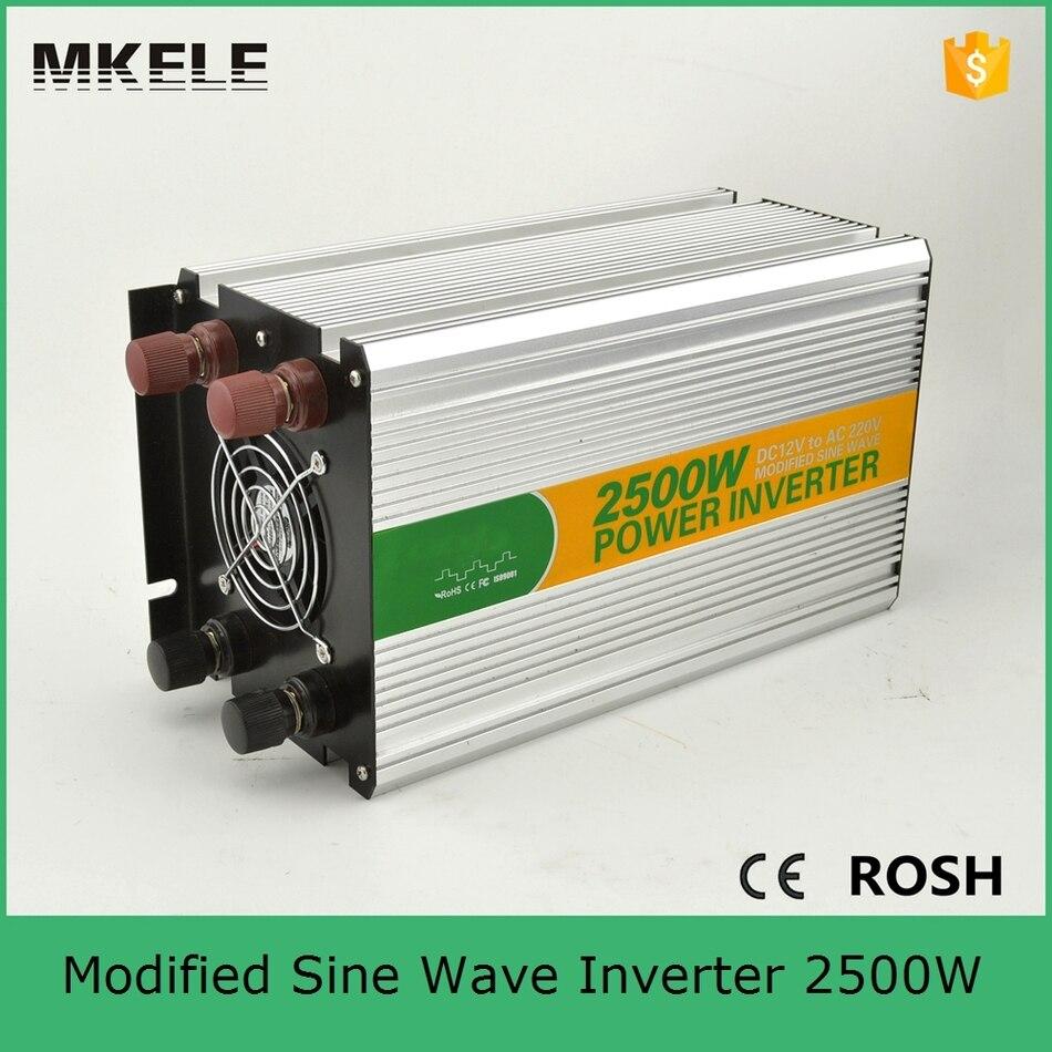 MKM2500 241G 2500 Watt modifizierte sinuswelle intelligente ...